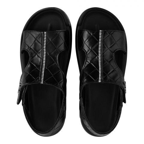 Kid's Sandals, For Boys, Black, C-07