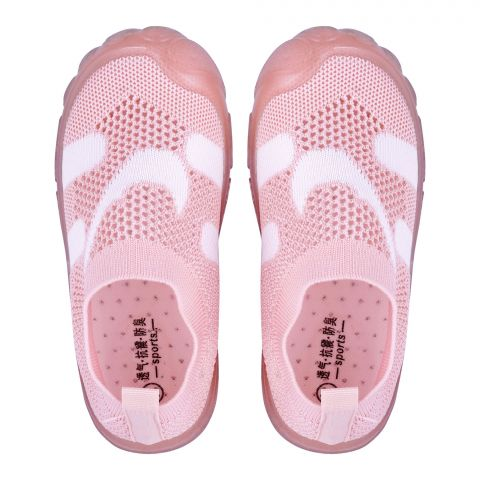 Kid's Shoes, For Girls, Pink, 209