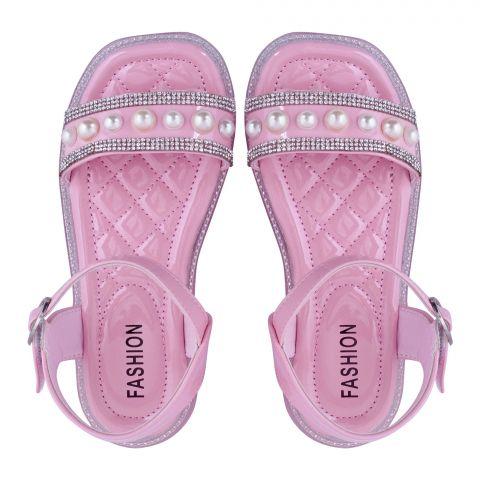 Kid's Sandals, For Girls Purple, 2116