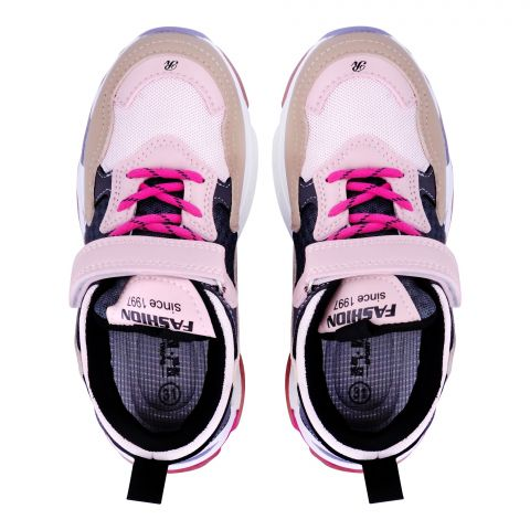 Kid's Shoes, For Boys, Pink, NB-8