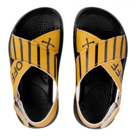 Kid's Sandals, For Boys, Brown, A-7777