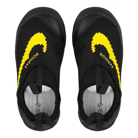 Kid's Shoes, For Boys, Yellow, C-2132