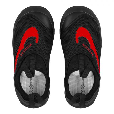 Kid's Shoes, For Boys, Red, C-2132