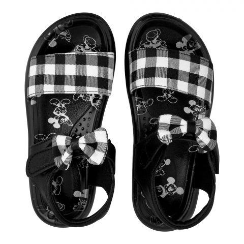 Kid's Sandals, For Girls, Black, B-2012