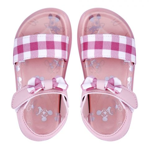 Kid's Sandals, For Girls, Pink, B-2012