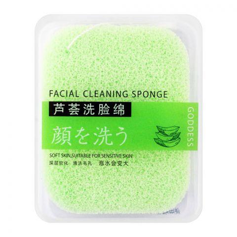 Lameila Goddess Facial Cleansing Sponge, 1-Pack, B2139