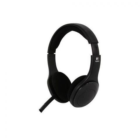 Logitech Wireless Headset, Black, H800