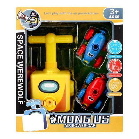 Style Toys Balloon Car, Yellow, 3762-0642