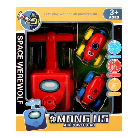 Style Toys Balloon Car, Green, 3762-0642