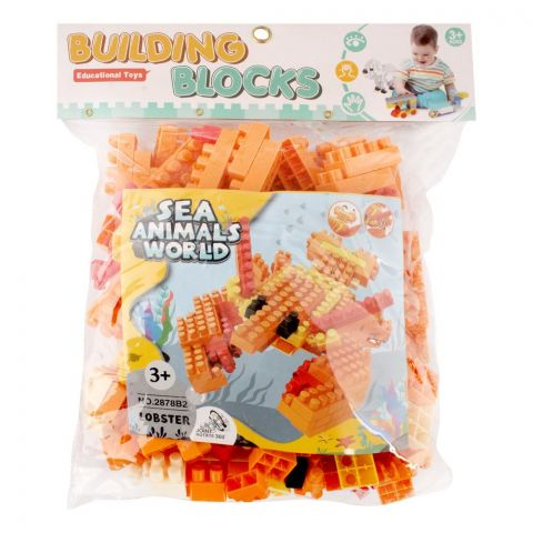 Style Toys Blocks, Lobster, 3455-0242