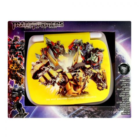 Style Toys Transformers Play Laptop, 3673-0642