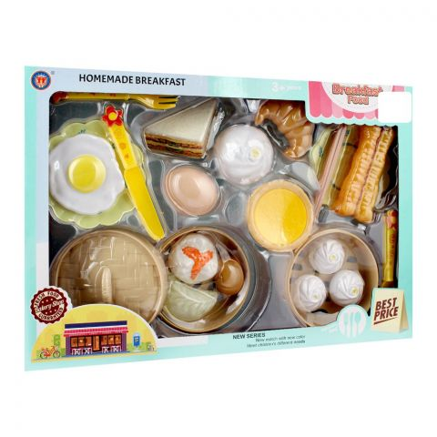 Style Toys Breakfast Food, 3449-0242