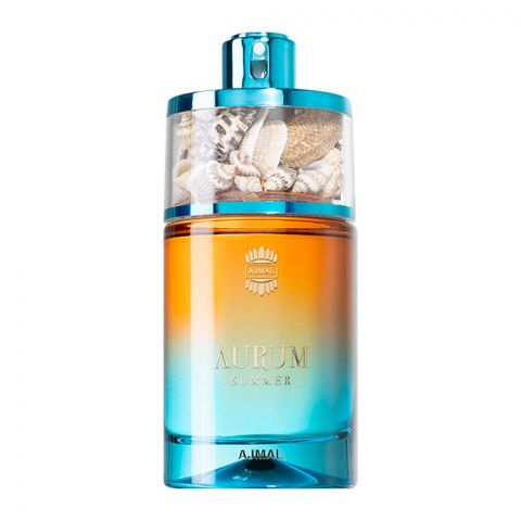 Ajmal Aurum Eau De Parfum, Fragrance For Women, EDP 75ml