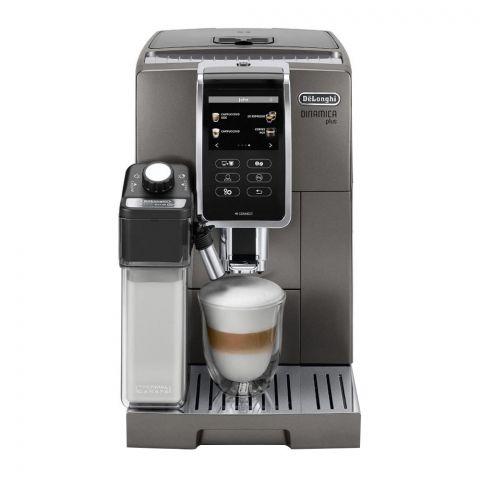 DeLonghi Dinamica Plus Automatic Coffee Machine, ECAM370.95.T