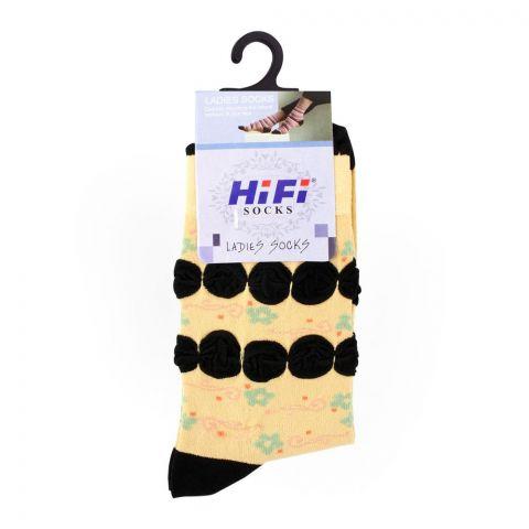 Hifi Toto Women's Socks, Ring Skin