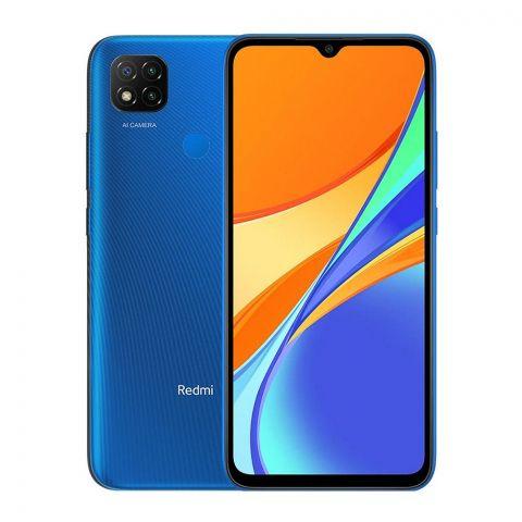 MI Redmi 9C 4GB/128GB Smartphone, Twilight Blue