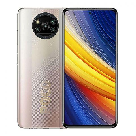 MI Poco X3 Pro 8GB/256GB Smartphone, Metal Bronze