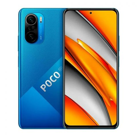 MI Poco F3 8GB/256 Smartphone, Night Blue