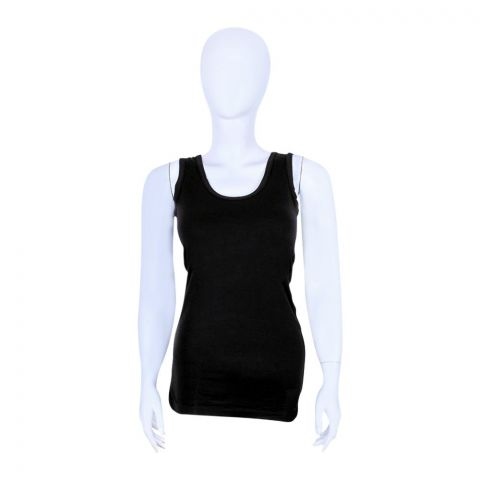 Jockey Camisole Top, Women, Black - WR2500