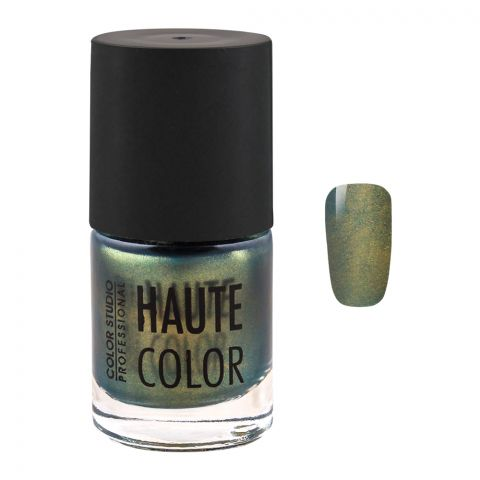 Color Studio Haute Color Nail Polish, Omg