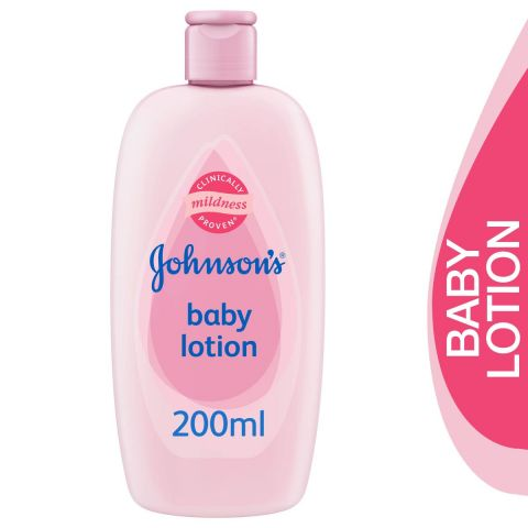 Johnson's Baby Lotion, 200ml