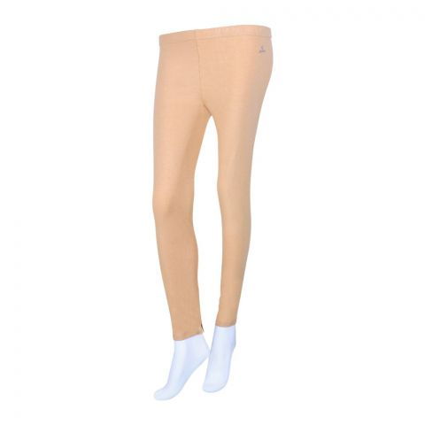 Jockey Thermal Leggings, Women, Skin Color - WR2520