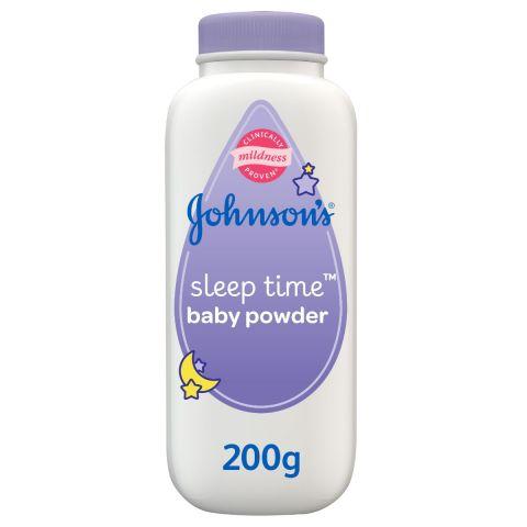 Johnson's Baby Powder Sleep Time, 200g