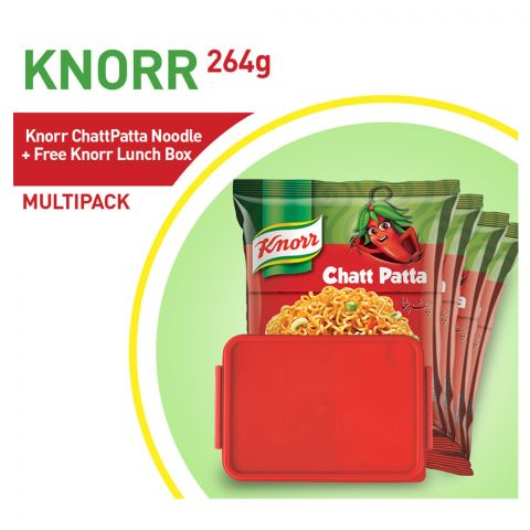 Knorr Chattpatta Noodles + Free Knorr Lunch Box