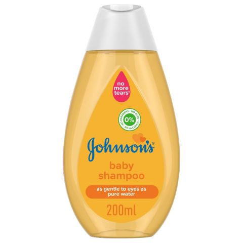 Johnson's Baby Shampoo, UAE, 200ml
