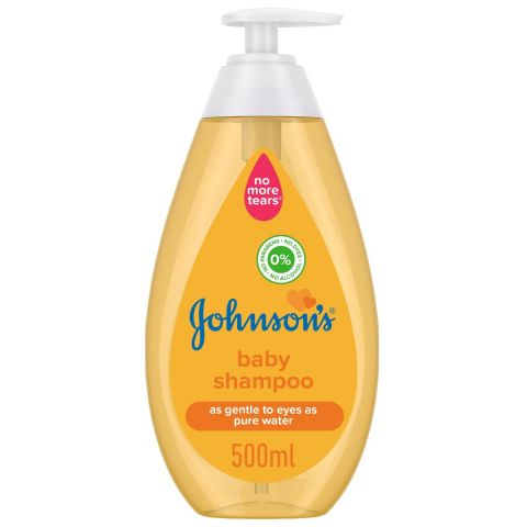 Johnson's Baby Shampoo, UAE, 500ml