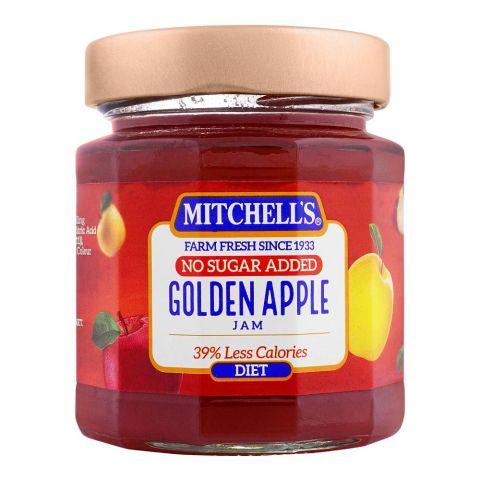 Mitchell's Golden Apple Diet Jam 325g