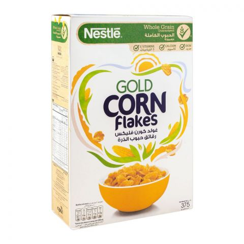 Nestle Corn Flakes, Whole Grain 275g