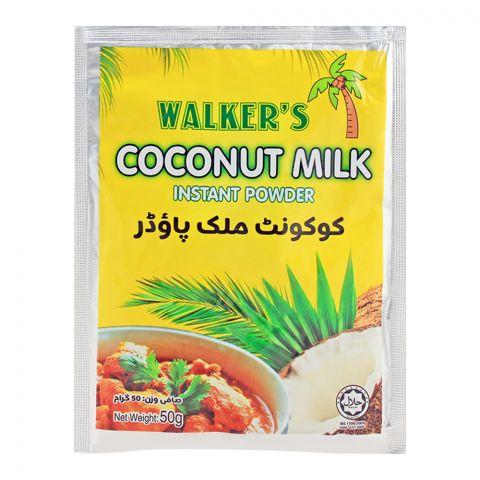Walker's Coconut Milk Instant Powder, 50g