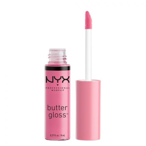 NYX Butter Lip Gloss 04, Merengue