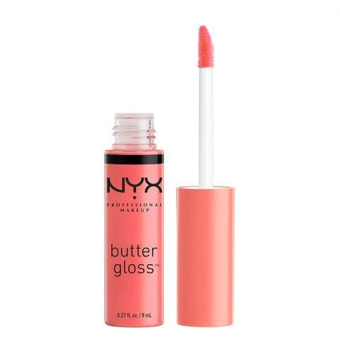 NYX Butter Lip Gloss 11, Maple Blondie