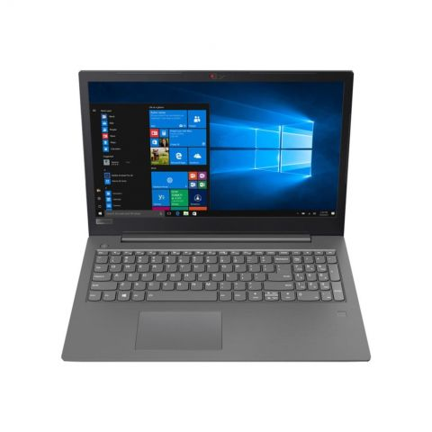 Lenovo V330 Laptop, 8th Gen Core i7-8550U, 8GB RAM, 1TB HDD, 15.6 Inches FHD Display, Windows 10 Pro, Iron Grey