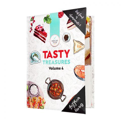 Tasty Treasures Cooking Book Volume-4