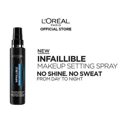 L'Oreal Paris Infallible Magic Setting Spray 100ml