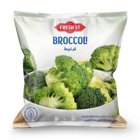 Fresh Street Broccoli, 450g