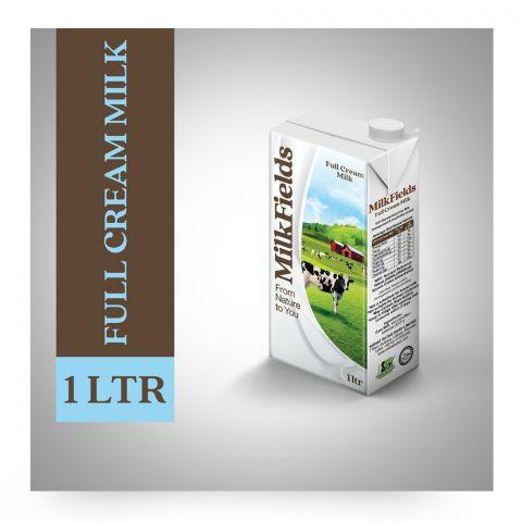 Milk Fields Full Cream Milk, 1000ml