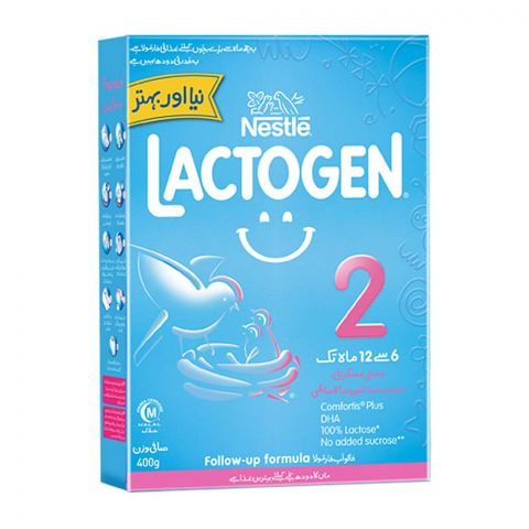 Nestle Lactogen 2 400g