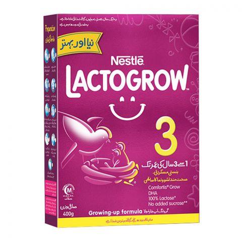 Nestle Lactogrow 3, 400g