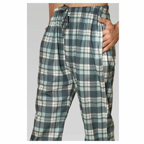 Jockey Ultra Comfort Woven Pajama, Dark Denim, MUCPBW-456