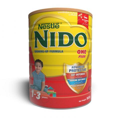 Nido 1+, Growing-Up Formula, 1800g
