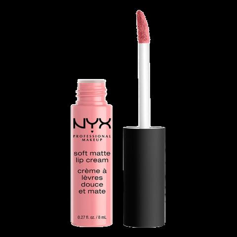 NYX Soft Matte Lip Cream, 06 Istanbul