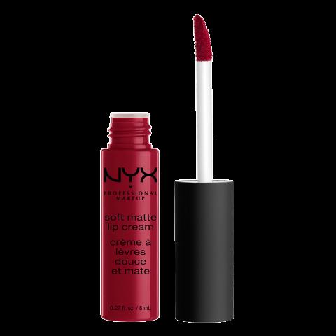 NYX Soft Matte Lip Cream, 10 Monte Carlo