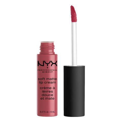 NYX Soft Matte Lip Cream, 08 San Paulo
