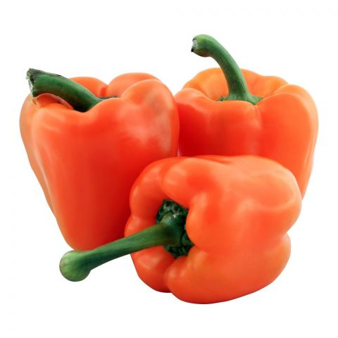 Imported Orange Bell Pepper, 500g