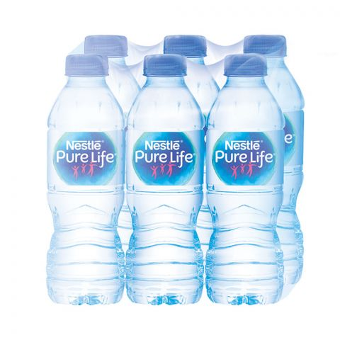 Nestle Pure Life Drinking Water, 330ml, 6 Piece Carton