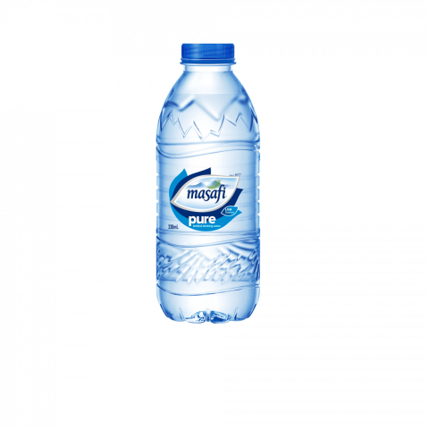 Masafi Pure Drinking Water, 330ml